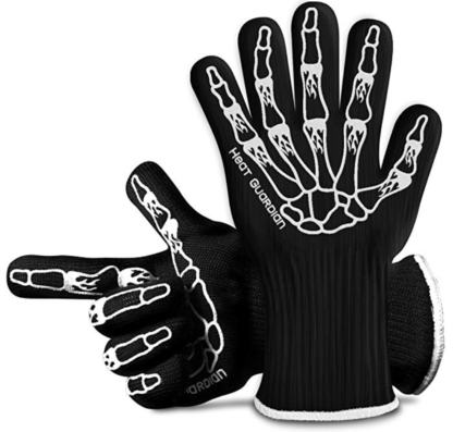 Ability Action Aging In Place Oven Gloves for Food Preparation and Cooking Safety