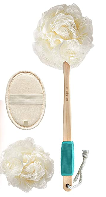 Ability Action Aging In Place Long-Handled Loofah